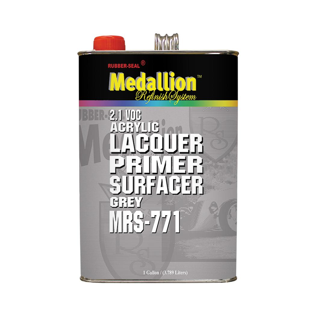2 1 VOC Acrylic Lacquer Primer Surfacer - Medallion Refinish