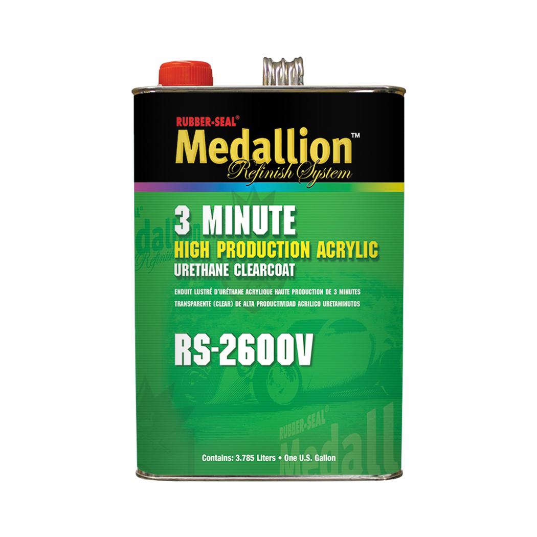 3 Minute High Production Acrylic Urethane Clearcoat - Medallion Refinish