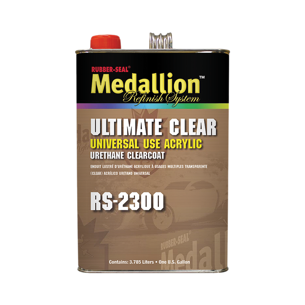 Ultimate Clear Urethane Clearcoat - Medallion Refinish